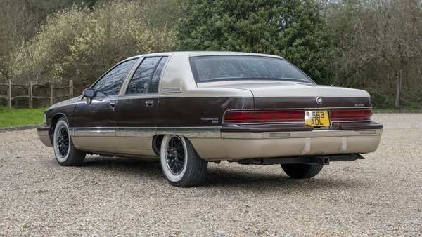 1994 Buick Roadmaster For Sale (picture 9 of 165)