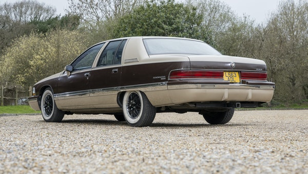 1994 Buick Roadmaster For Sale (picture 14 of 165)
