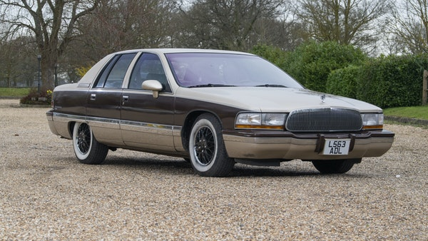 1994 Buick Roadmaster For Sale (picture 1 of 165)