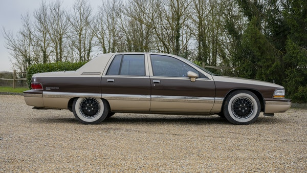 1994 Buick Roadmaster For Sale (picture 8 of 165)