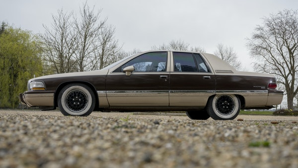 1994 Buick Roadmaster For Sale (picture 7 of 183)