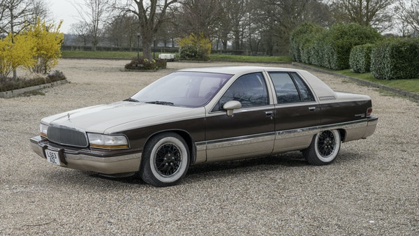 1994 Buick Roadmaster For Sale (picture 8 of 183)