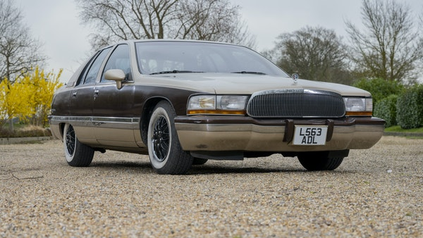 1994 Buick Roadmaster For Sale (picture 9 of 183)