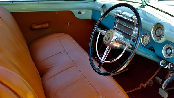 1948 Buick Super Eight Fireball Sedanette Coupé For Sale (picture 27 of 72)