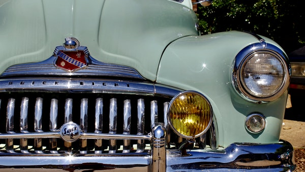 1948 Buick Super Eight Fireball Sedanette Coupé For Sale (picture 51 of 72)