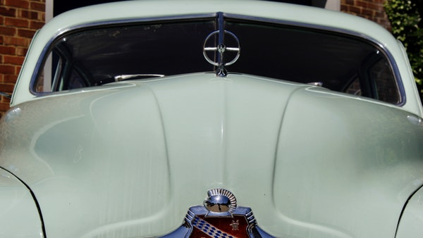 1948 Buick Super Eight Fireball Sedanette Coupé For Sale (picture 52 of 72)
