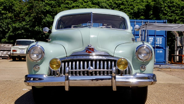 1948 Buick Super Eight Fireball Sedanette Coupé For Sale (picture 3 of 72)