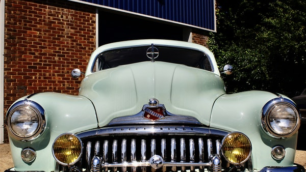 1948 Buick Super Eight Fireball Sedanette Coupé For Sale (picture 53 of 72)