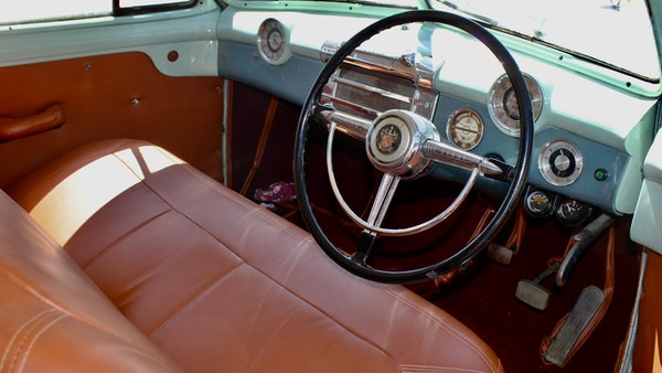 1948 Buick Super Eight Fireball Sedanette Coupé For Sale (picture 28 of 72)