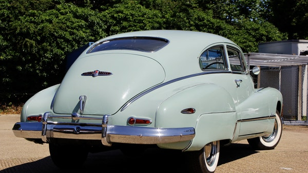 1948 Buick Super Eight Fireball Sedanette Coupé For Sale (picture 11 of 72)