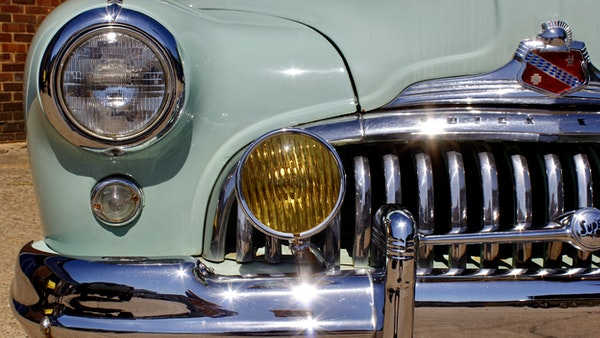 1948 Buick Super Eight Fireball Sedanette Coupé For Sale (picture 50 of 72)