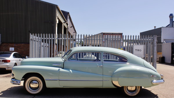 1948 Buick Super Eight Fireball Sedanette Coupé For Sale (picture 6 of 72)