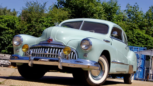 1948 Buick Super Eight Fireball Sedanette Coupé For Sale (picture 5 of 72)