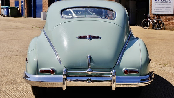 1948 Buick Super Eight Fireball Sedanette Coupé For Sale (picture 10 of 72)
