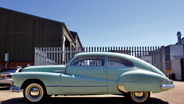 1948 Buick Super Eight Fireball Sedanette Coupé For Sale (picture 7 of 72)