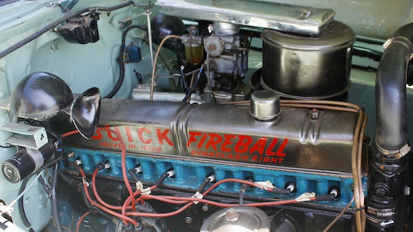 1948 Buick Super Eight Fireball Sedanette Coupé For Sale (picture 66 of 72)