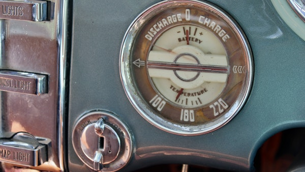 1948 Buick Super Eight Fireball Sedanette Coupé For Sale (picture 31 of 72)