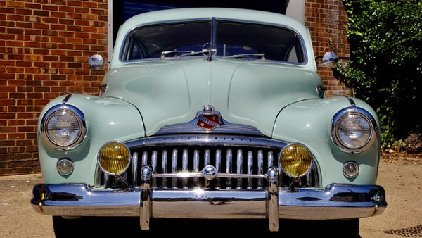 1948 Buick Super Eight Fireball Sedanette Coupé For Sale (picture 4 of 72)