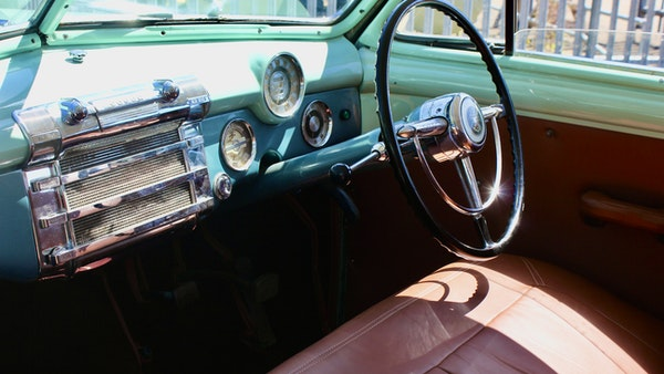 1948 Buick Super Eight Fireball Sedanette Coupé For Sale (picture 44 of 72)
