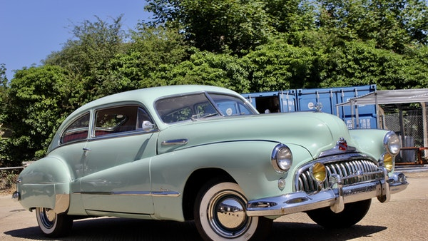 1948 Buick Super Eight Fireball Sedanette Coupé For Sale (picture 15 of 72)