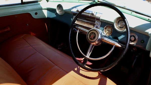 1948 Buick Super Eight Fireball Sedanette Coupé For Sale (picture 45 of 72)