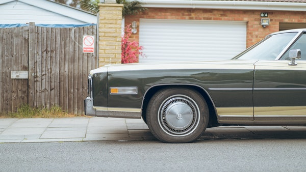 RESERVE LOWERED - 1977 Cadillac Eldorado For Sale (picture 19 of 106)