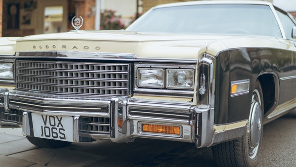 RESERVE LOWERED - 1977 Cadillac Eldorado For Sale (picture 6 of 106)