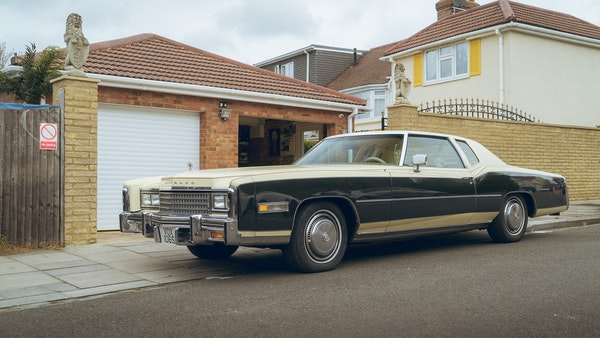 RESERVE LOWERED - 1977 Cadillac Eldorado For Sale (picture 3 of 106)