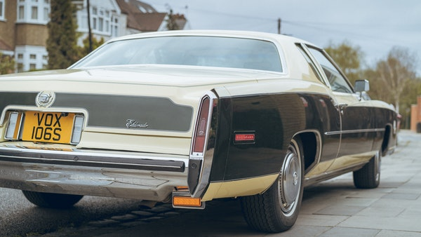 RESERVE LOWERED - 1977 Cadillac Eldorado For Sale (picture 11 of 106)