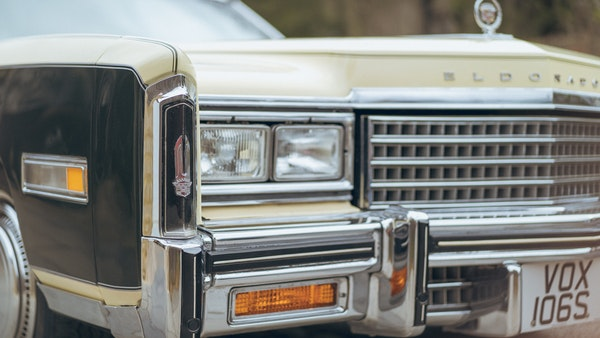 RESERVE LOWERED - 1977 Cadillac Eldorado For Sale (picture 21 of 106)