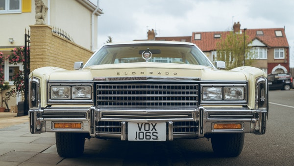 RESERVE LOWERED - 1977 Cadillac Eldorado For Sale (picture 16 of 106)