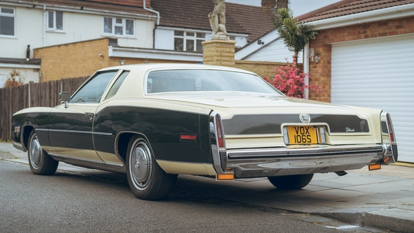RESERVE LOWERED - 1977 Cadillac Eldorado For Sale (picture 10 of 106)