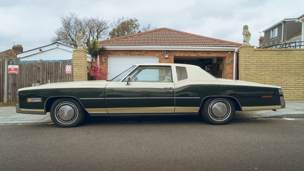 RESERVE LOWERED - 1977 Cadillac Eldorado For Sale (picture 8 of 106)