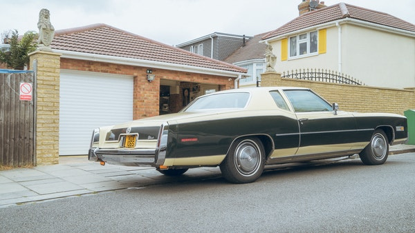 RESERVE LOWERED - 1977 Cadillac Eldorado For Sale (picture 12 of 106)
