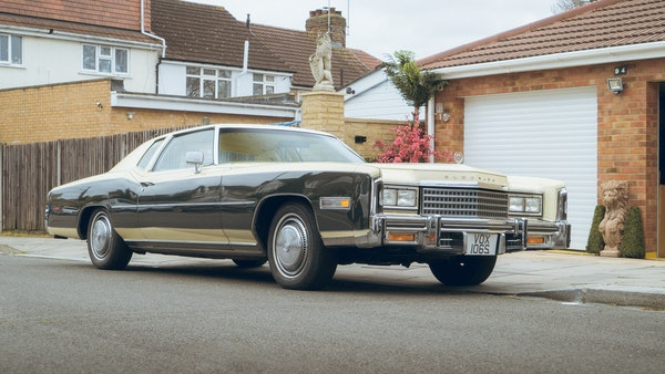 RESERVE LOWERED - 1977 Cadillac Eldorado For Sale (picture 1 of 106)