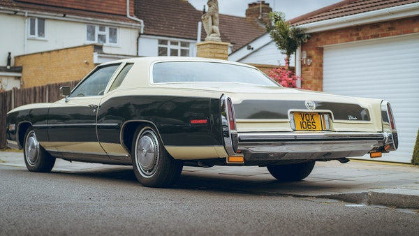 RESERVE LOWERED - 1977 Cadillac Eldorado For Sale (picture 9 of 106)