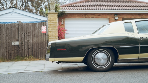 RESERVE LOWERED - 1977 Cadillac Eldorado For Sale (picture 20 of 106)