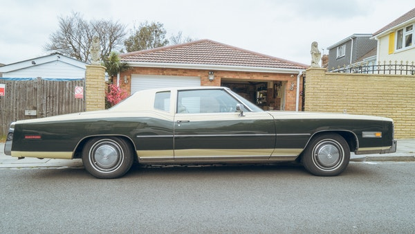 RESERVE LOWERED - 1977 Cadillac Eldorado For Sale (picture 13 of 106)