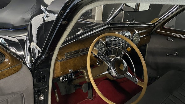 1941 Cadillac Series 62 Sedan DL For Sale (picture 21 of 251)