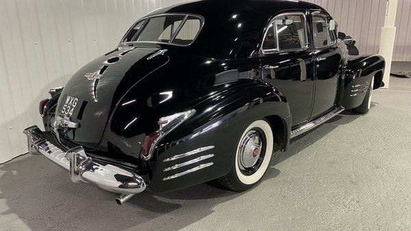 1941 Cadillac Series 62 Sedan DL For Sale (picture 11 of 251)
