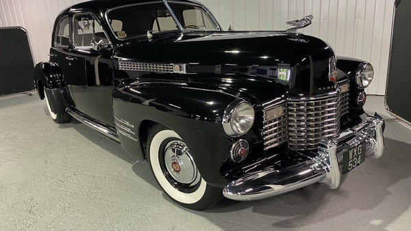 1941 Cadillac Series 62 Sedan DL For Sale (picture 8 of 251)