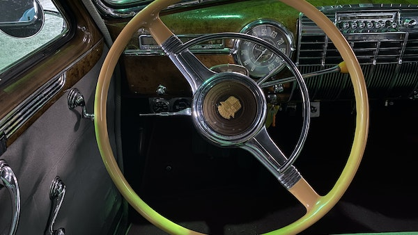 1941 Cadillac Series 62 Sedan DL For Sale (picture 24 of 251)