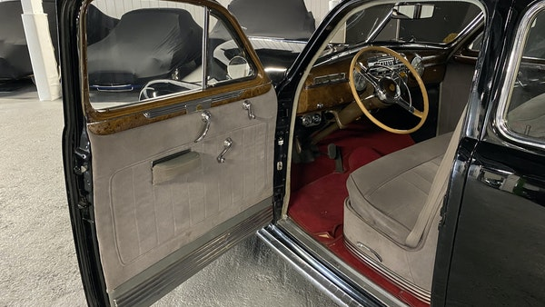 1941 Cadillac Series 62 Sedan DL For Sale (picture 45 of 251)