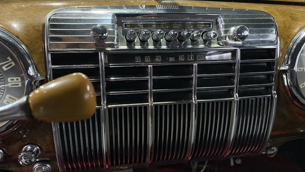 1941 Cadillac Series 62 Sedan DL For Sale (picture 40 of 251)