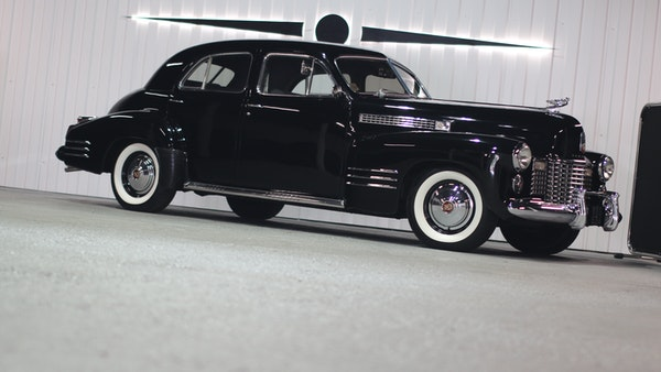 1941 Cadillac Series 62 Sedan DL For Sale (picture 9 of 251)
