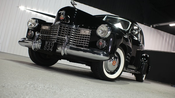 1941 Cadillac Series 62 Sedan DL For Sale (picture 6 of 251)