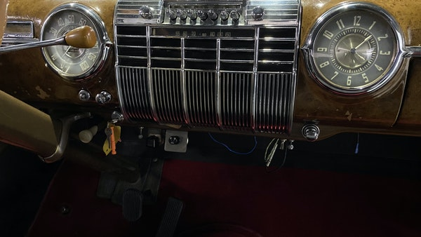 1941 Cadillac Series 62 Sedan DL For Sale (picture 38 of 251)