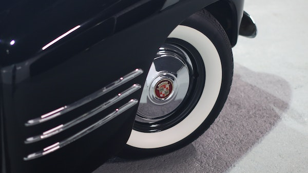 1941 Cadillac Series 62 Sedan DL For Sale (picture 178 of 251)