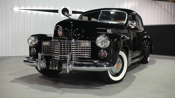 1941 Cadillac Series 62 Sedan DL For Sale (picture 5 of 251)