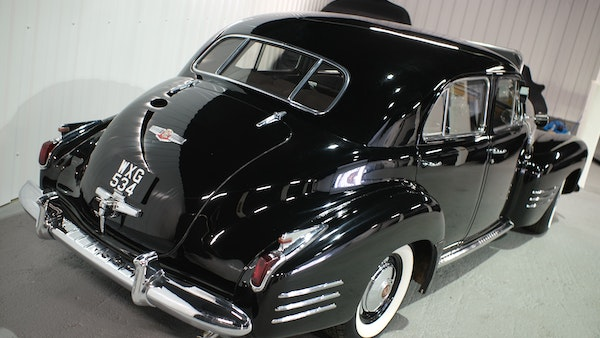 1941 Cadillac Series 62 Sedan DL For Sale (picture 12 of 251)